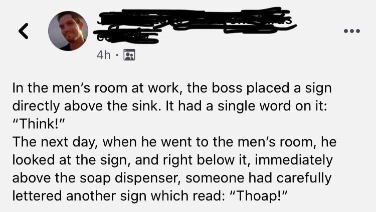 Thoap!