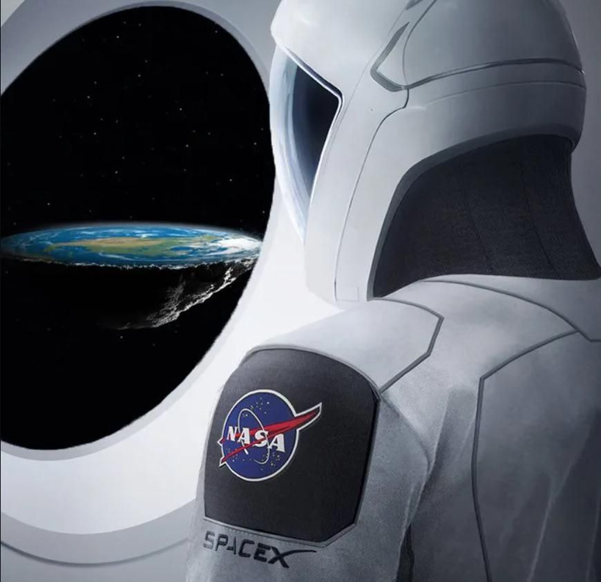 The real Falcon9 photo they don't want you to see