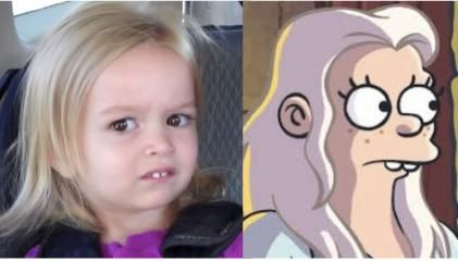 Anyone else see the resemblance?