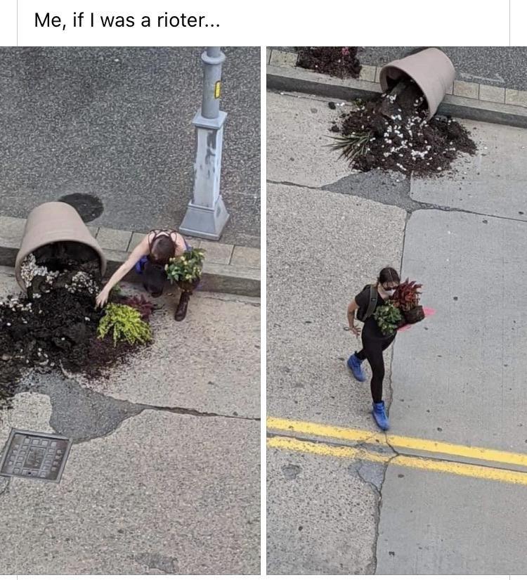 No plant left behind!!!