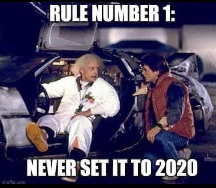 2020 is a no go