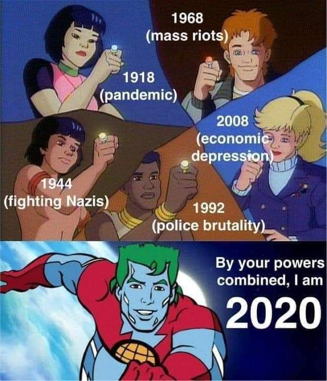Captain 2020!