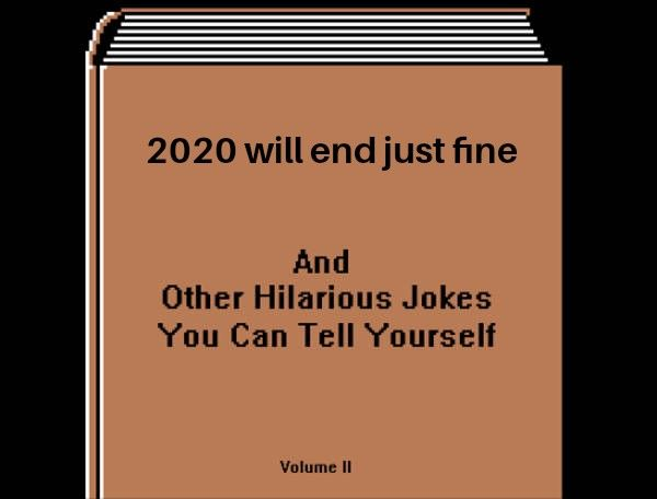 It never will be