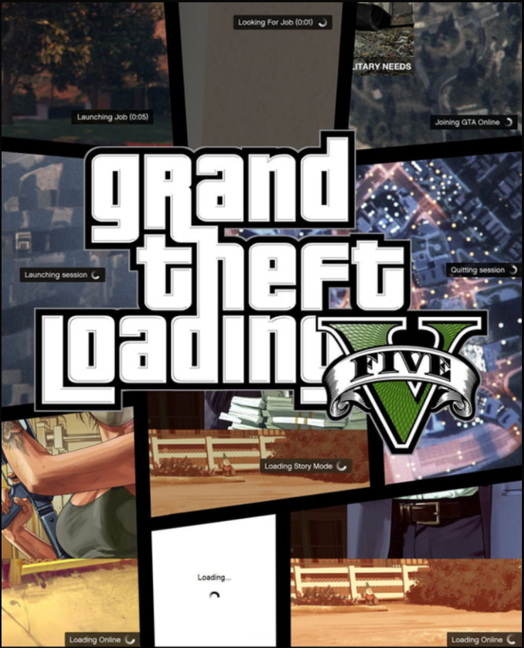 The loading game
