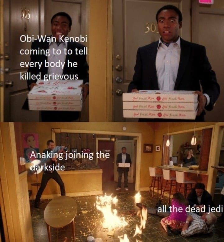 BuT YoU WhEre ThE ChOsEn OnE