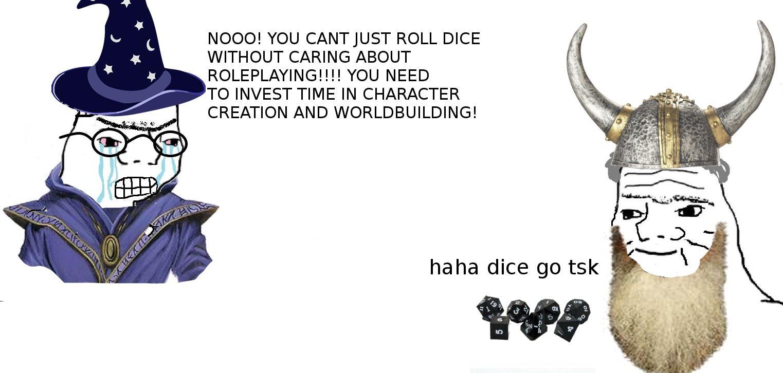 D&D Posts? End Lurking!