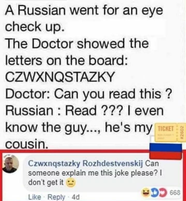 Slov can you explain this joke?