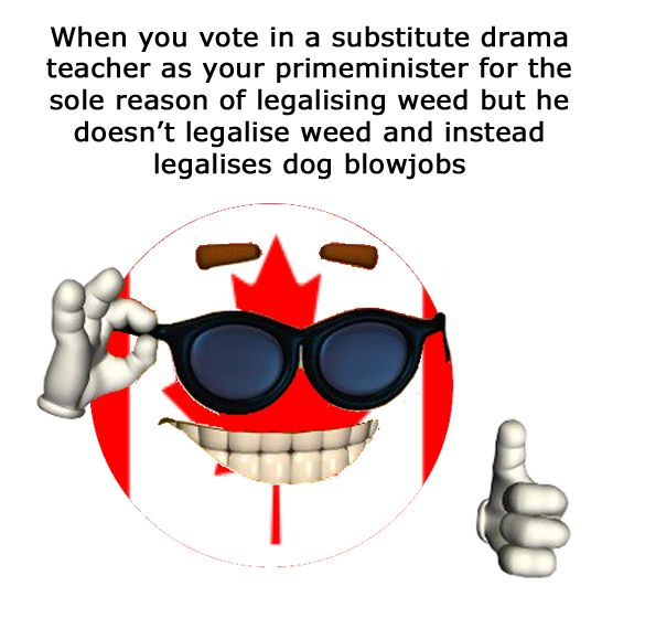 Anyone here from canuckistan?