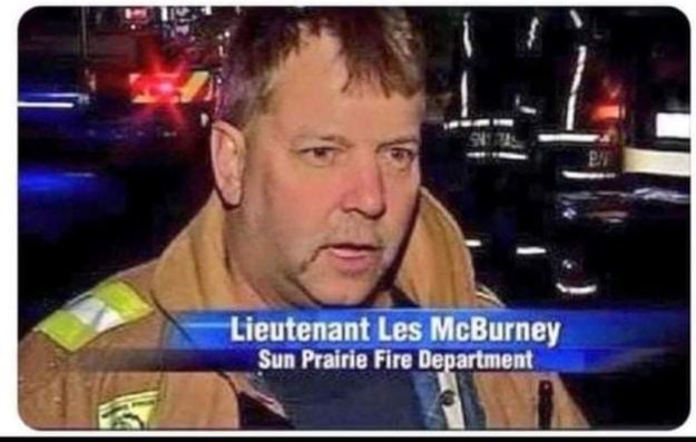 The perfect firefighter name does not exis......