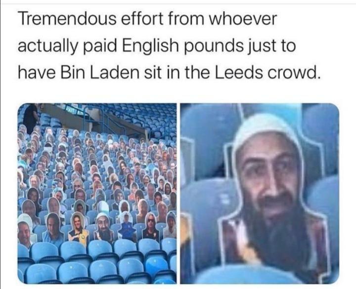 Bin Laden is alive!