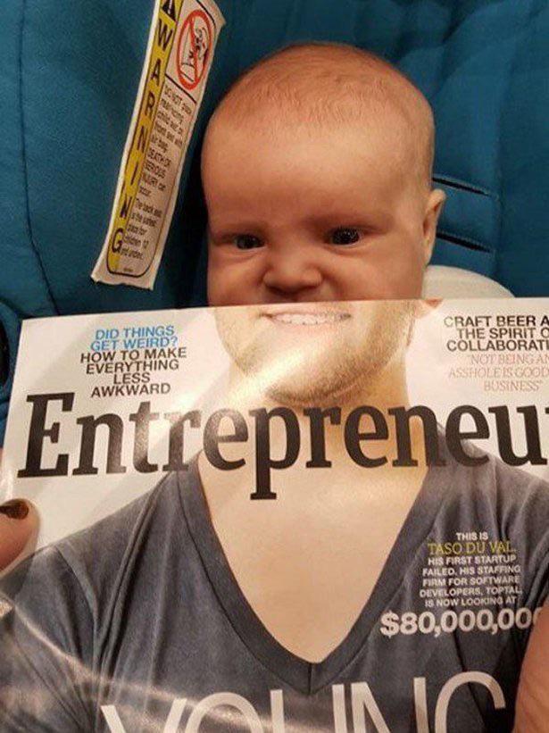 Entrepreneu-