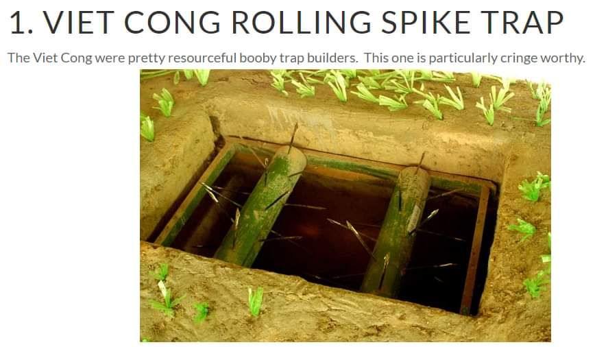 bro dont fall into the agonizing viet cong death trap bro thats kinda cringe bro