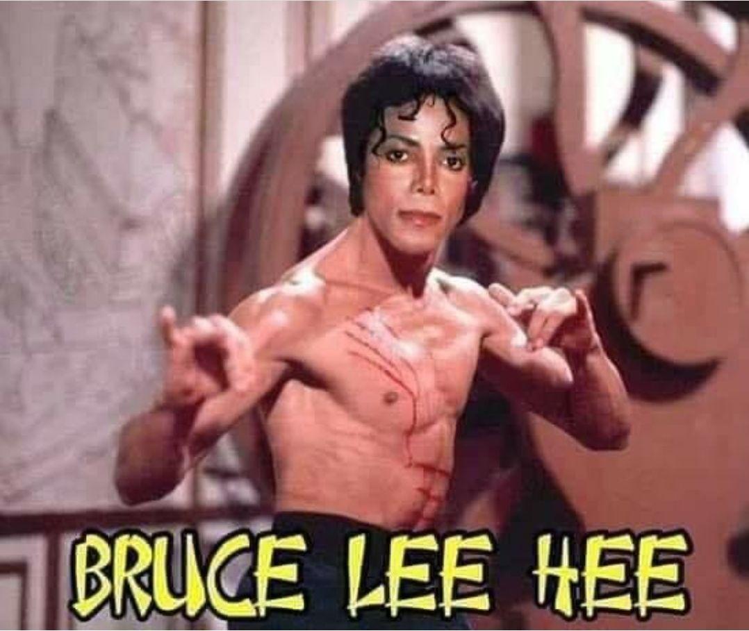 Bruce Lee Hee