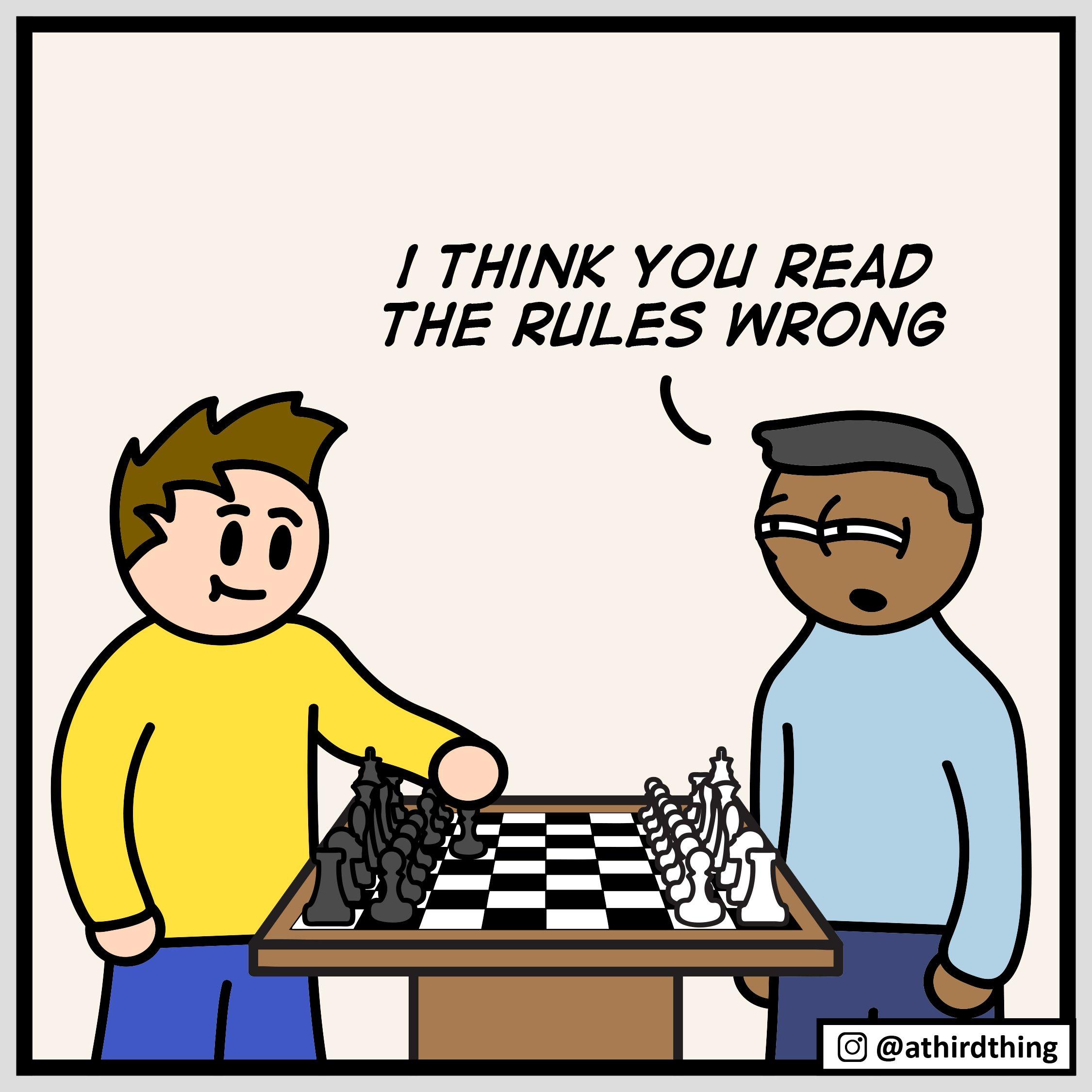 Chess - A Third Thing