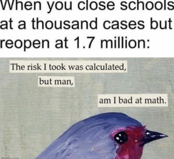 I'm not much of a math Man, I'm more of a beyblade kind of guy