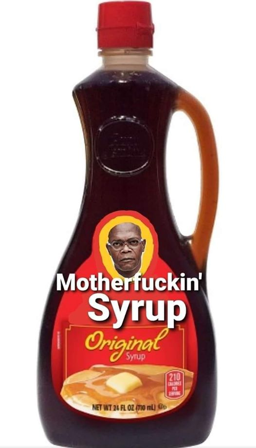 Heard we were cancelling Aunt Jemima? I'd like to submit my idea for a replacement brand.