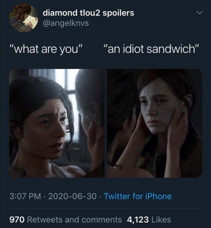 Bigot sandwich