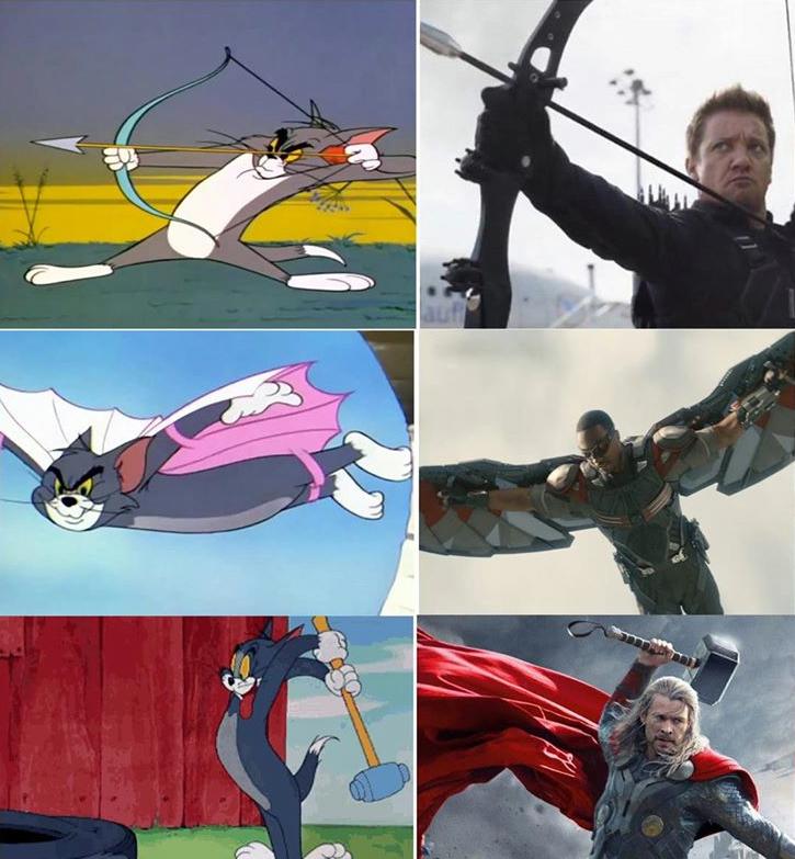 Tom the Hero