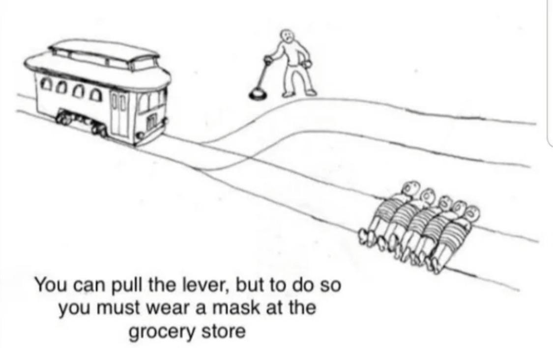 The great Trolley Dilemma