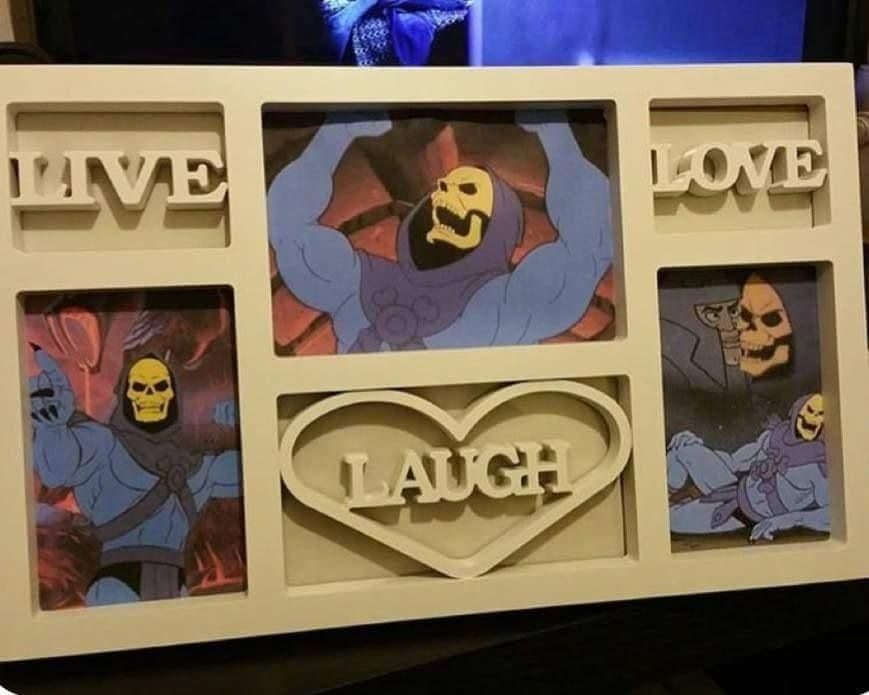 Live laugh love and DESTROY!