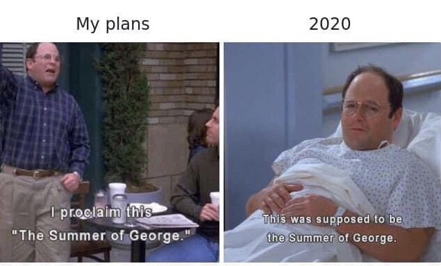 The summer of George!