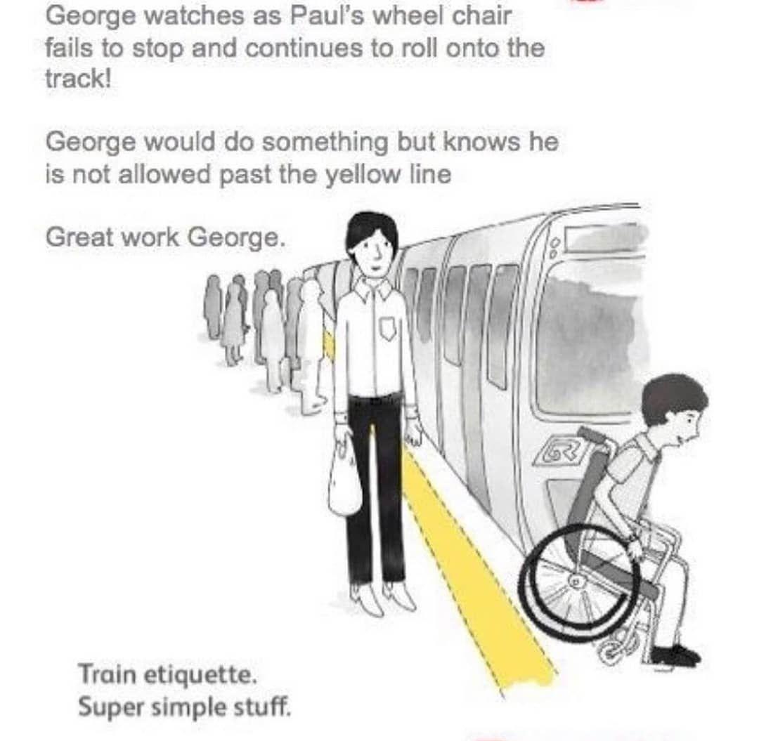 good etiquette