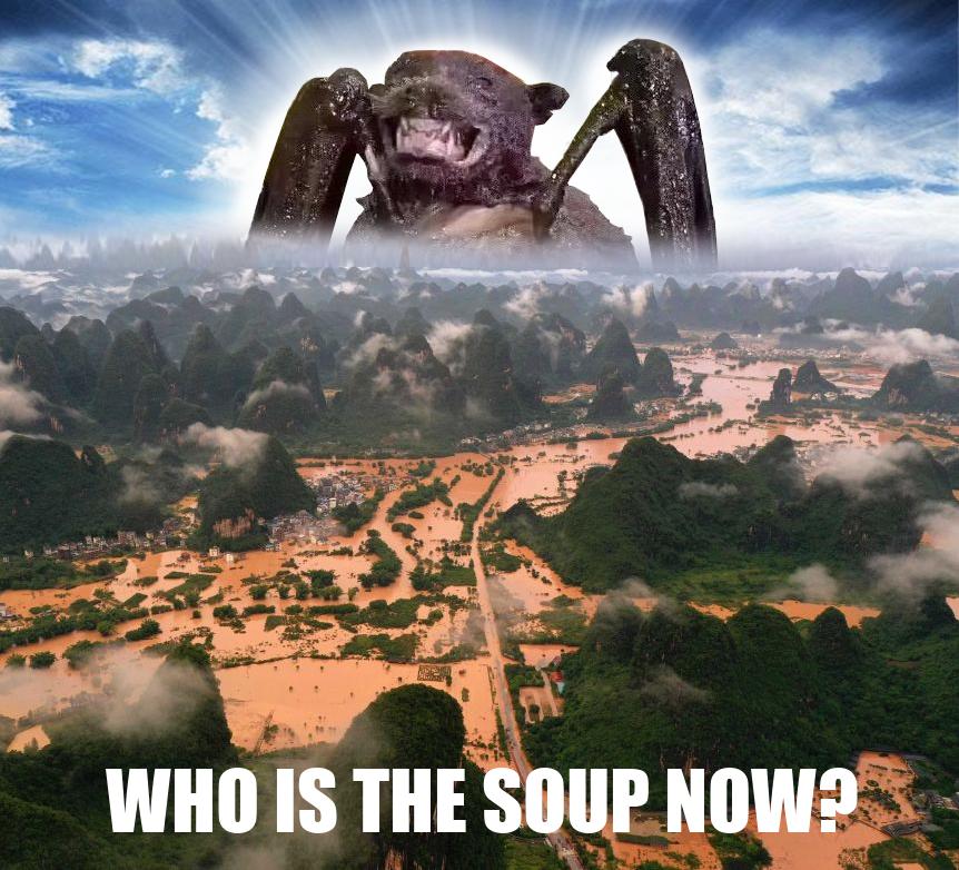 chinaman soup bat favourite