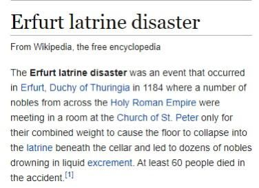 Tragic indeed