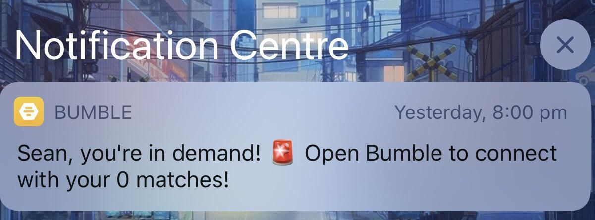 Thanks Bumble I'll go do that!
