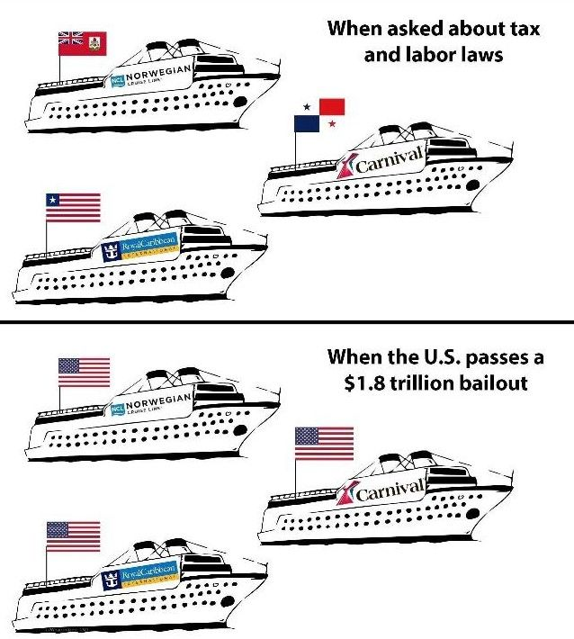 Who here is ready to go sailing on cruise ships again?