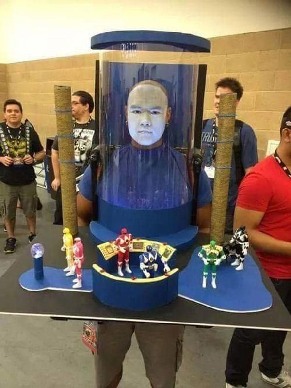 What an outstanding Cosplay!