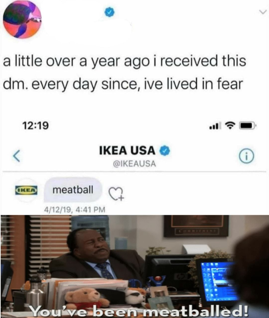Who hasn't been meatballed nowadays