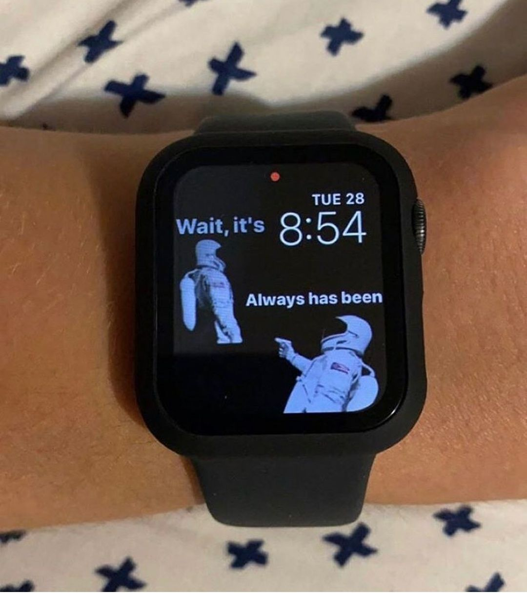 That's my ideal watch