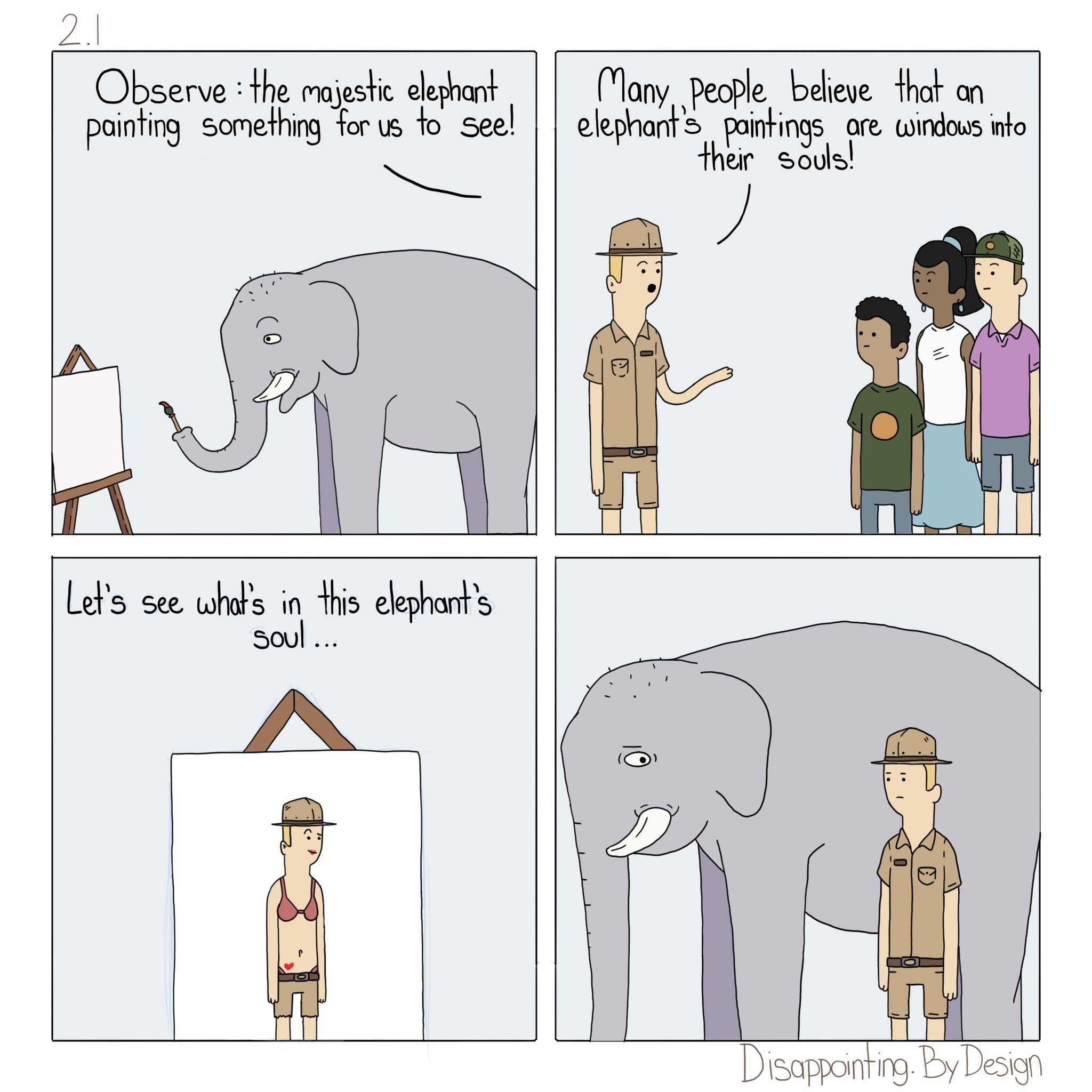 The Elephant's Soul