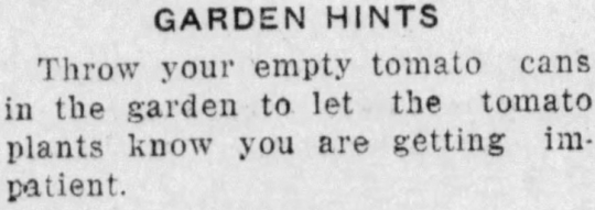 In an old Gardening How To book
