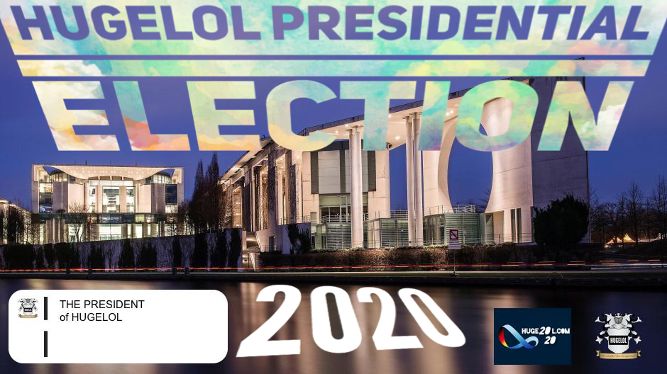 Election Forum: THE PRESIDENT. Link your campaigns in the comments #HugelolElections2020