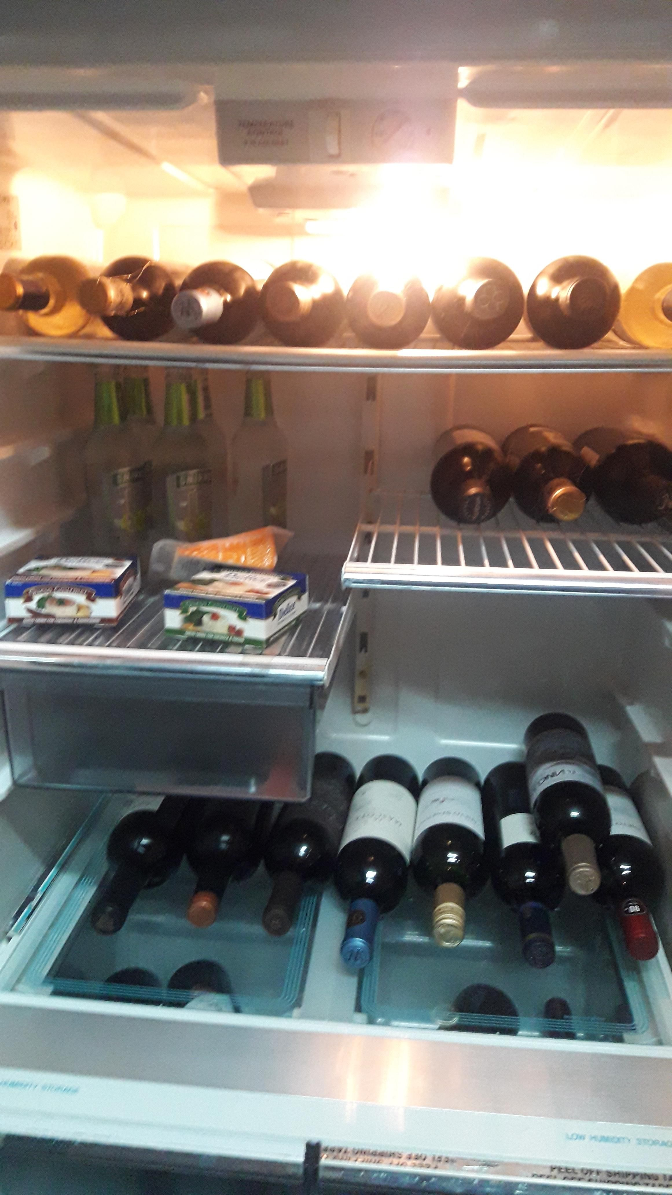 My fridge has changed a lot during the pandemic