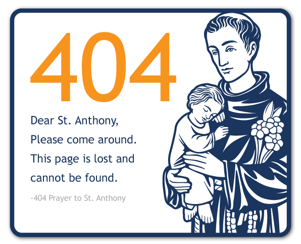 Found while searching my local Catholic diocese website.