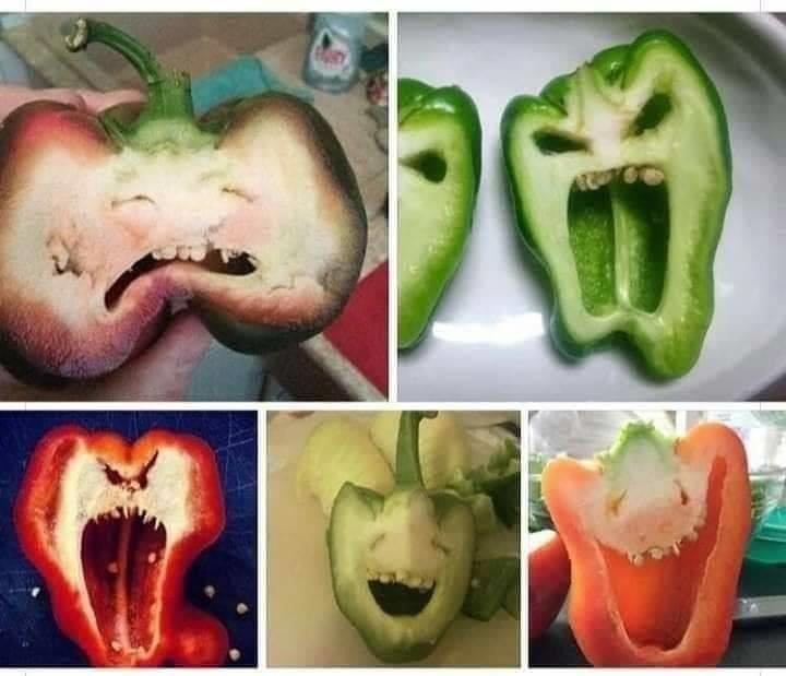 Paprika faces