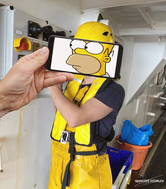Homer visit today