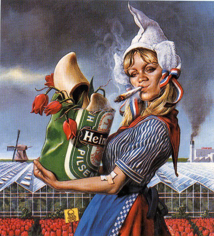 A lot of stereotypes of my country; The Netherlands