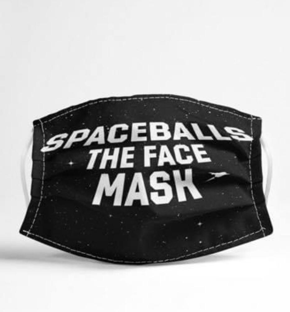 Ok, I'm finally sold on a mask.