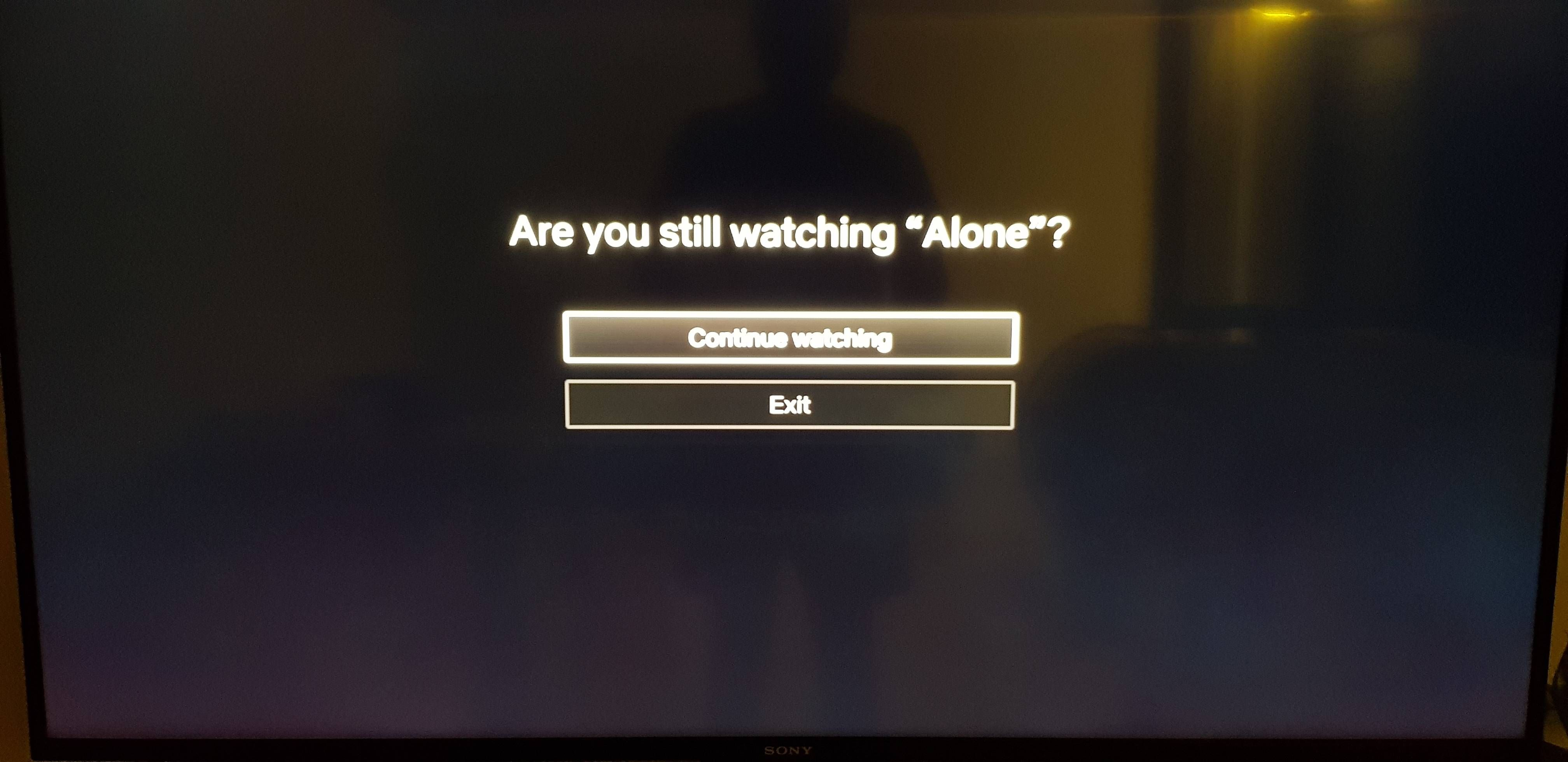 Thanks for rubbing that in, Netflix