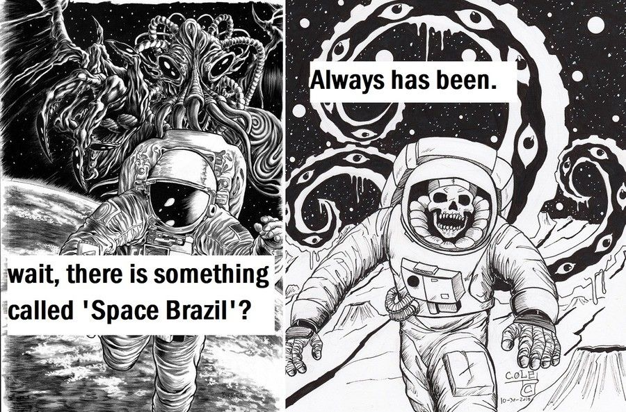In space, no one can hear you sing Despacito