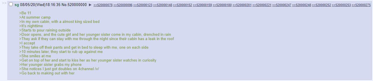 anon has a cabin