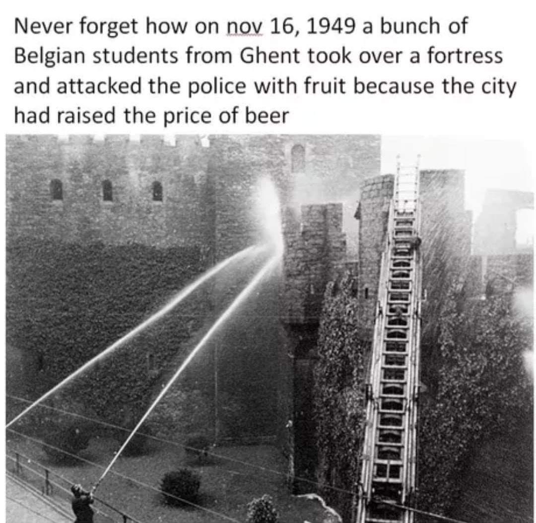 Don't bring a gun to a banana fight