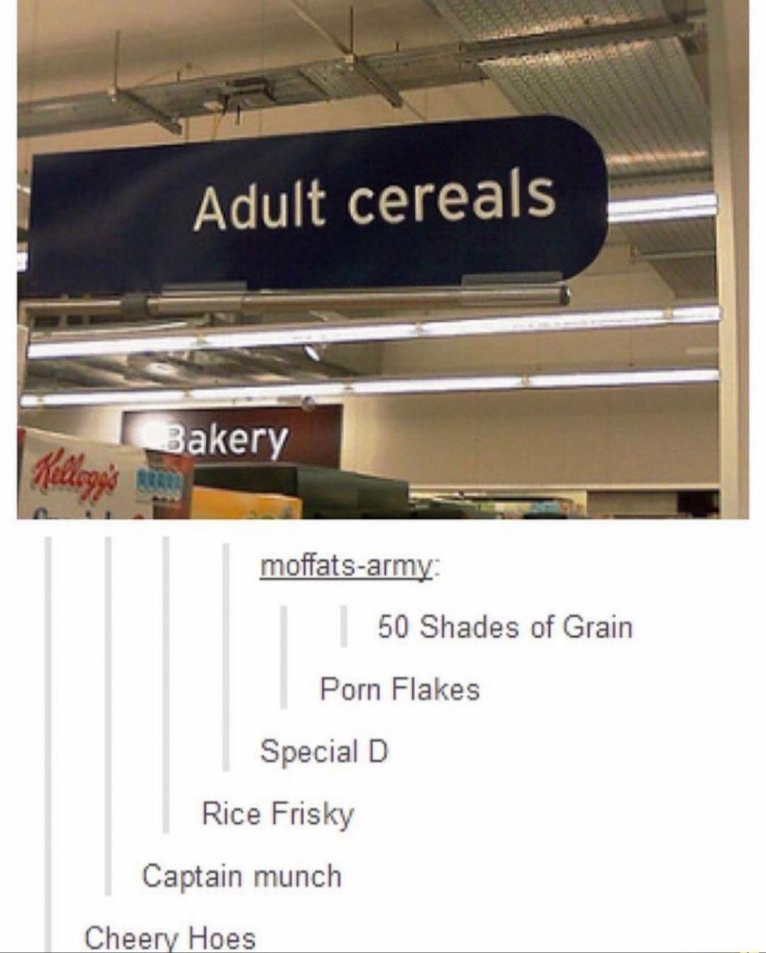 Fruity holes