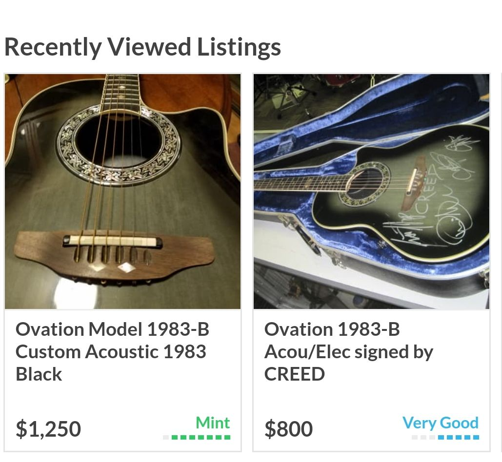 been looking to buy this specific model of guitar. look at the difference in price.
