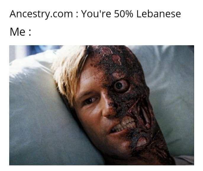Lebanon is still on the menu boys