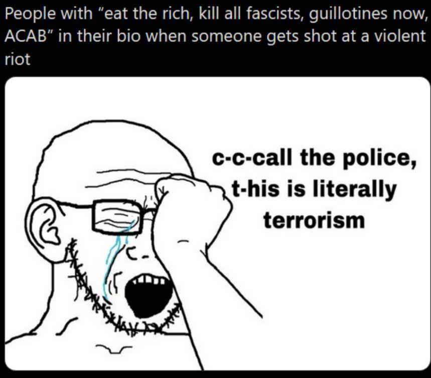 quick call the cops